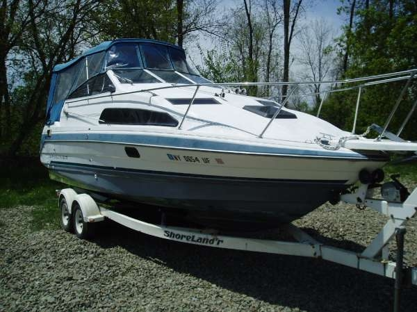 1989 Bayliner Sunbridge 2655