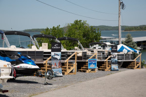 3rd Annual Boat Show at Mountain Cove Marina