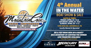 4th Annual In The Water Boat Show & Sale