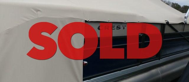 2017 Crest II 230 SLR2