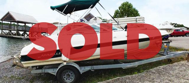 1998 Caravelle Bowrider – Boat/Motor/Trailer – $6400 (Sevierville)