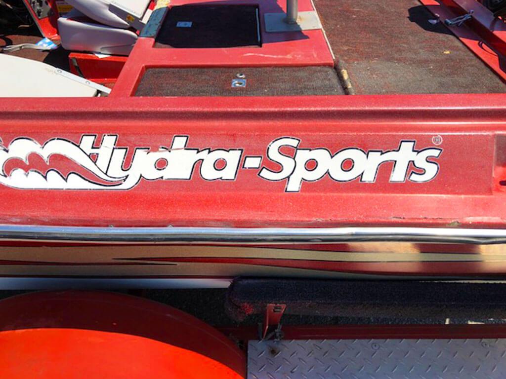 1983 Hydra Sports X-270