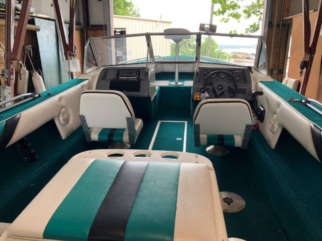 1994 Bluewater Runabout For Sale at Mountain Cove Marina