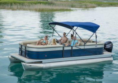 2019 Crest I 200 L Pontoon Boat