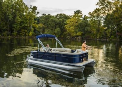 2019 Crest I Fish 200 SF Pontoon Boat