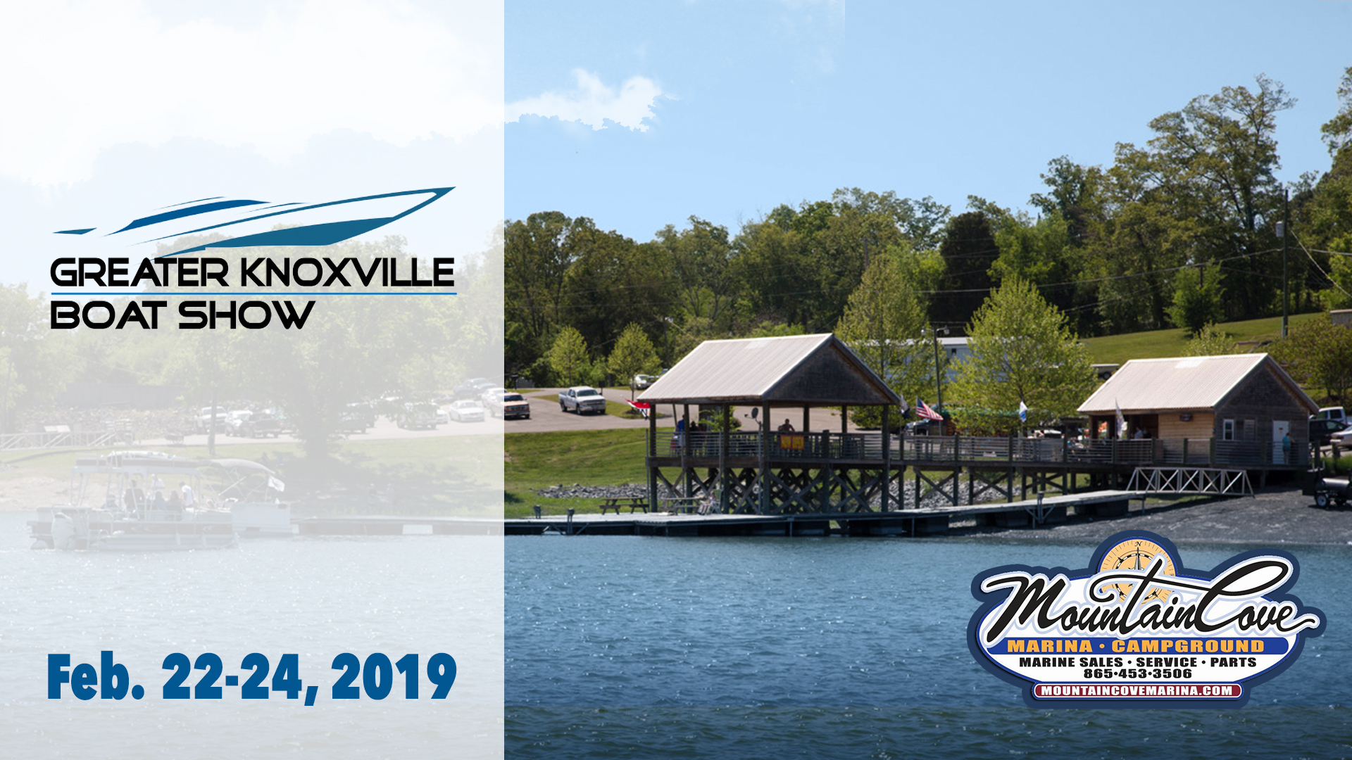 2019 Greater Knoxville Boat Show