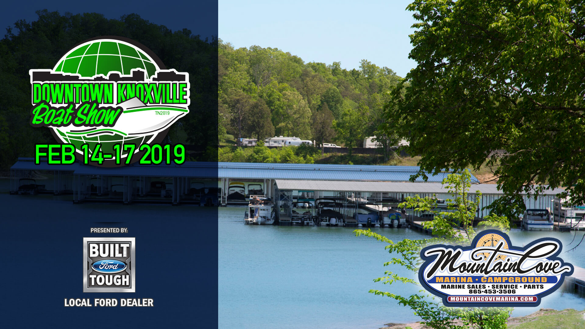 2019 Downtown Knoxville Boat Show