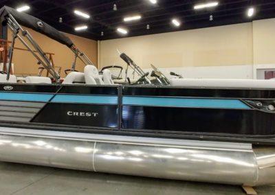 2019 Crest III 220 SLRC Pontoon Boat