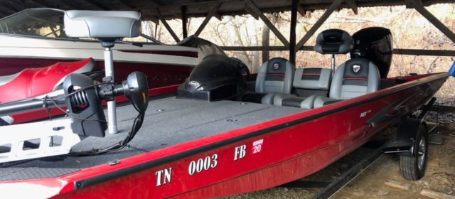 2017 Triton 185 Bass Boat – $23499 (Sevierville)