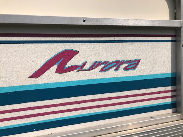 1998 Aurora Pontoon Boat