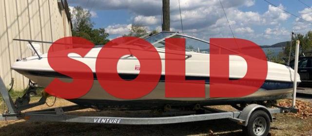 1998 Bayliner 205 LS Capri Cuddy Cabin – $3200 (Sevierville)