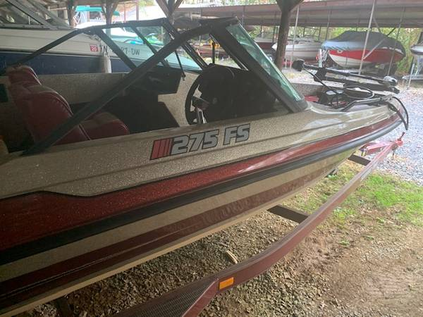 1990 Stratus 275 Fish & Ski - $7,500 (Sevierville)