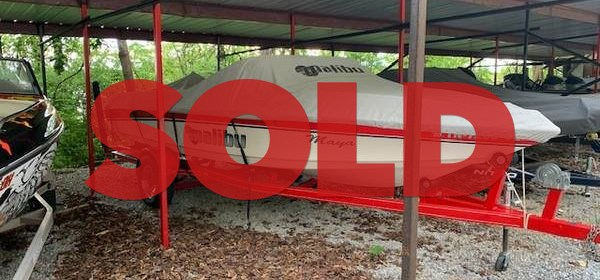 SOLD: 1998 Malibu Official US Towboat – $17800 (Sevierville)