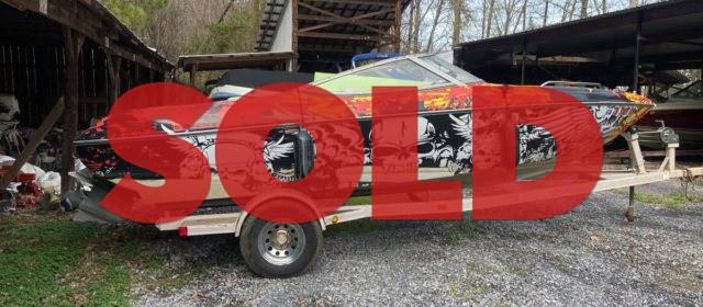 SOLD: 2003 Stingray 190LX – $6,400 (Sevierville)