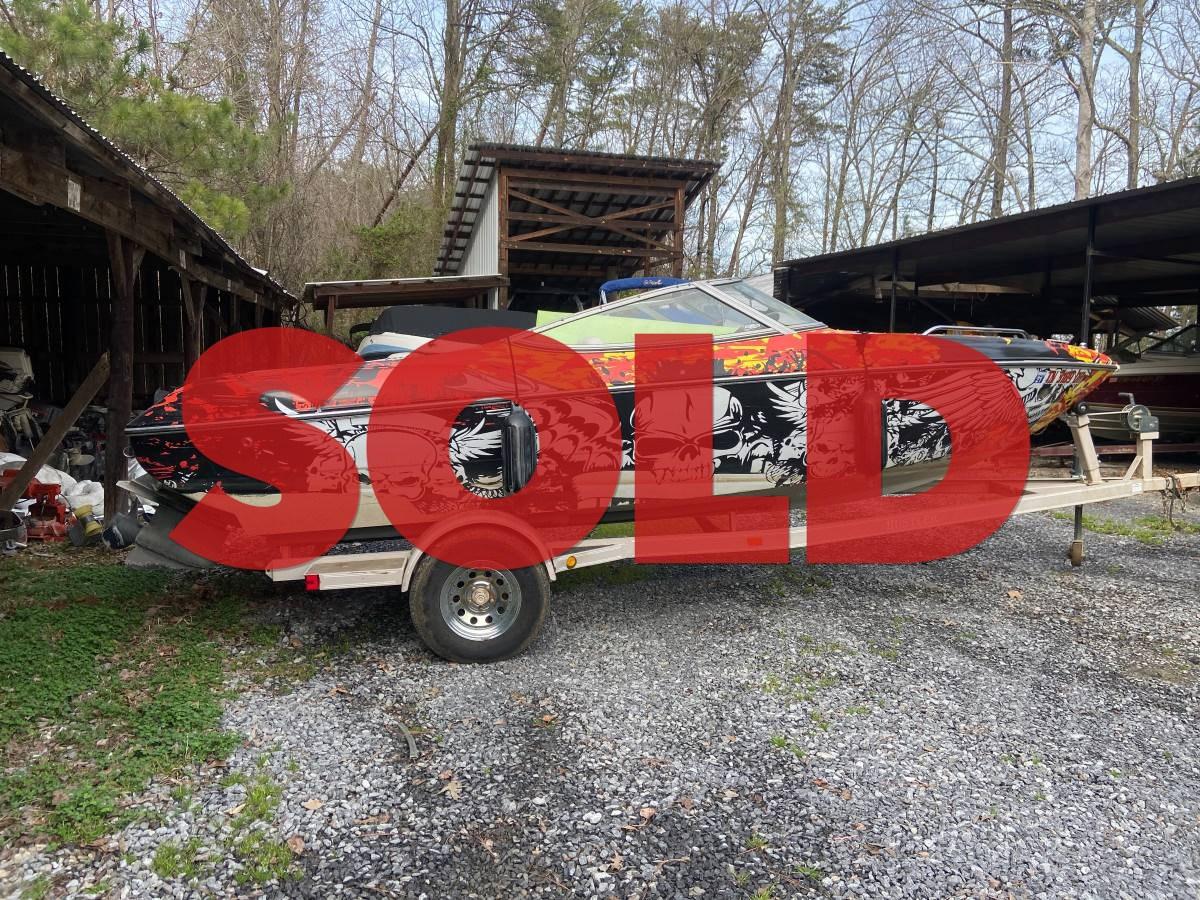 2003 Stingray 190LX - $6,400 (Sevierville)